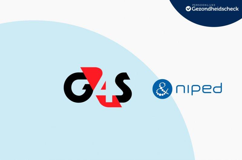 G4S deed de Persoonlijke Gezondheidscheck van &niped
