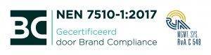 BC Certified logo_NEN7510-1 2017_RVA