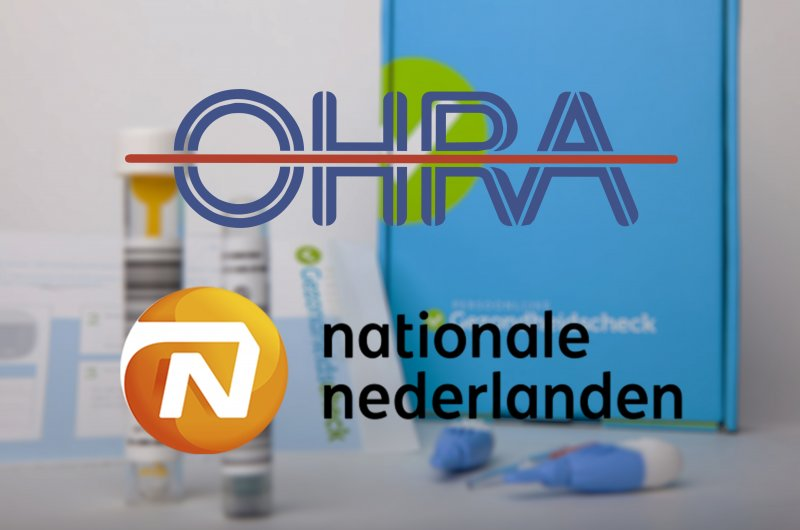OHRA en Nationale Nederlanden vergoeden de Persoonlijke Gezondheidscheck